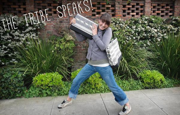 The Tribe Speaks: Tribe Member Kayt on the Dep Tote