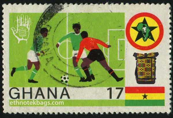 Letters from Ghana