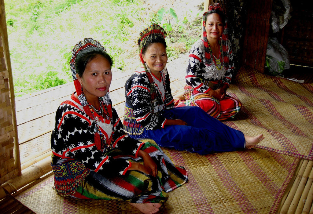 Living textiles of the T'Boli Tribe