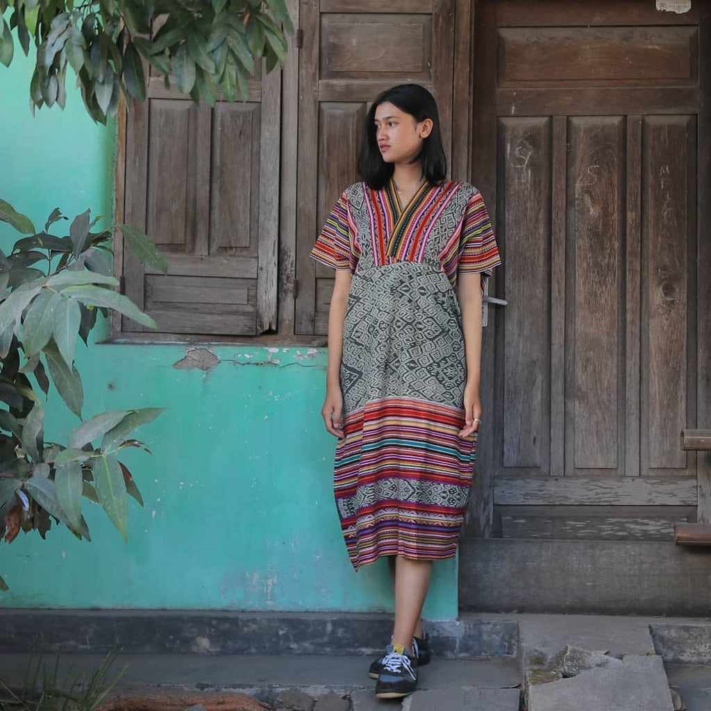 Indonesian Textiles Back in Fashion