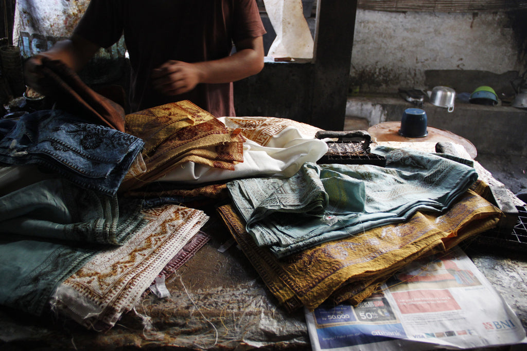 Where Does Batik Come From?