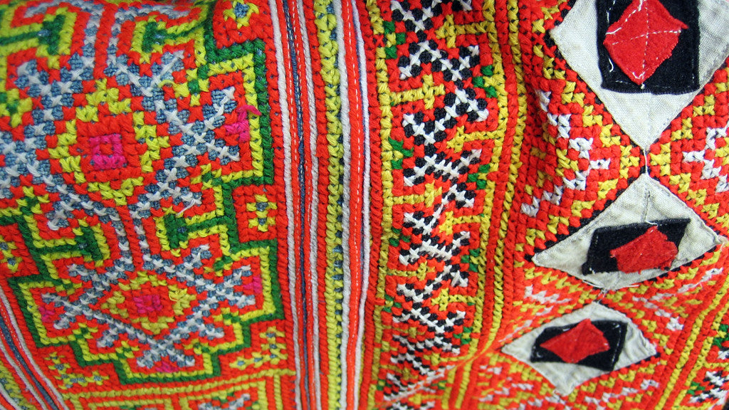Hmong Embroidery Patterns Images Knitting Patterns Free Download