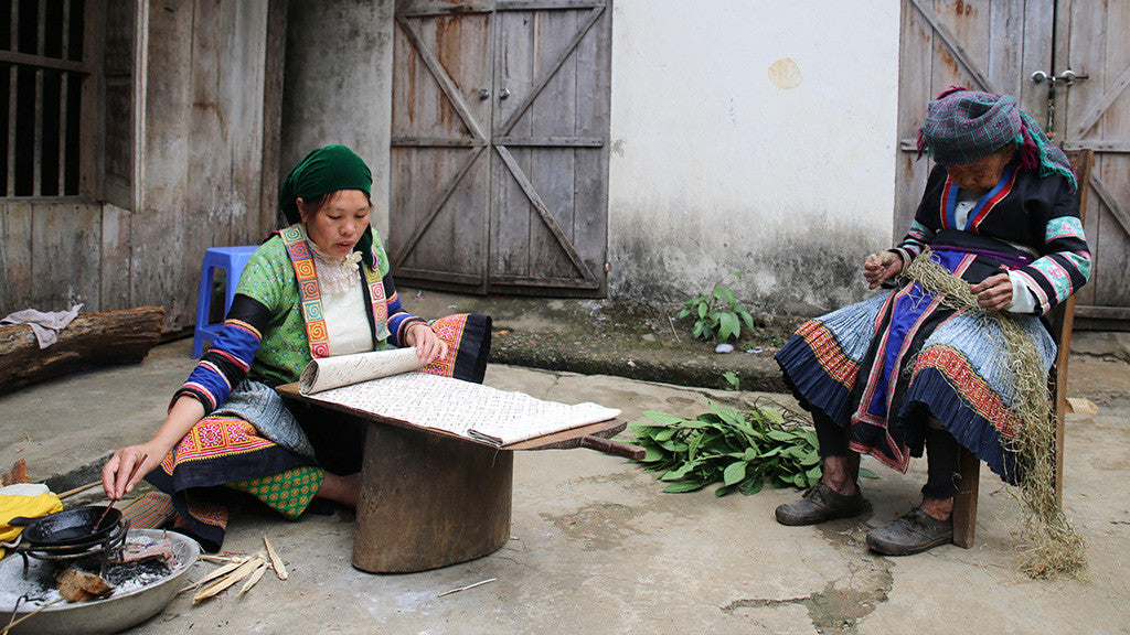 Handmade textiles from generation to generation | Vietnam