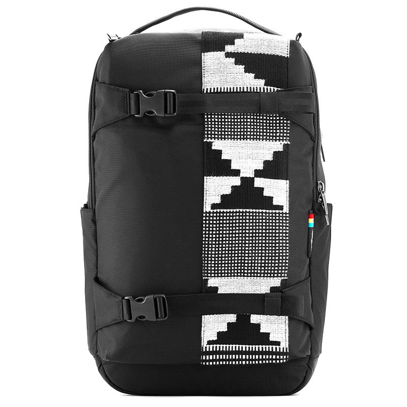 25 Liter Laptop Daypack | the Aya Backpack ghana-kente aktive-ghana-kente