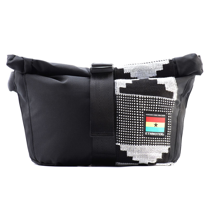 Ethnotek-cyclo-cross-body-bag special edition ghana-kente