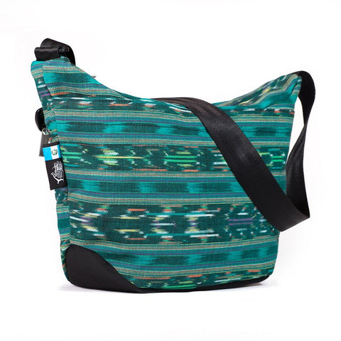 Ethnotek-bagan-cross-body-shoulder-bag-black-guatemala4-teal-green-adjustable-strap