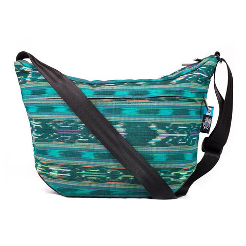 Ethnotek-bagan-cross-body-shoulder-bag-black-guatemala4-teal-green-artisan-fabric