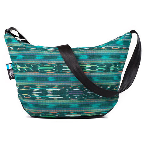 Ethnotek-bagan-cross-body-shoulder-bag-black-guatemala4-teal-green-back-pocket