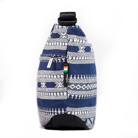Ethnotek-bagan-cross-body-shoulder-bag-black-india14-blue-and-white-unisex