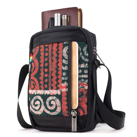 Ethnotek-chaalo-everyday-shoulder-bag-ghana23-red-fits-travel-documents