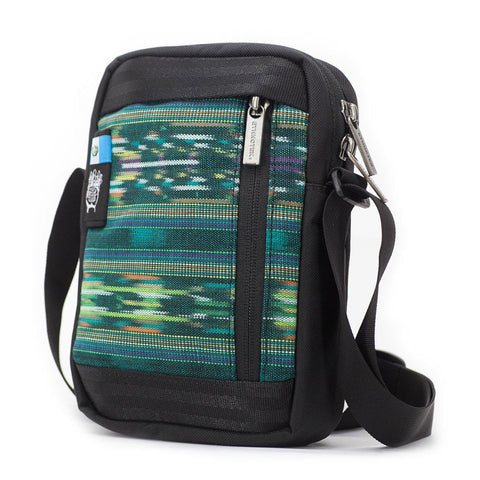Ethnotek-chaalo-everyday-shoulder-bag-guatemala4-teal-green-waterproof