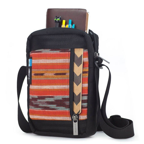 Ethnotek-chaalo-everyday-shoulder-bag-guatemala8-orange-fits-travel-documents