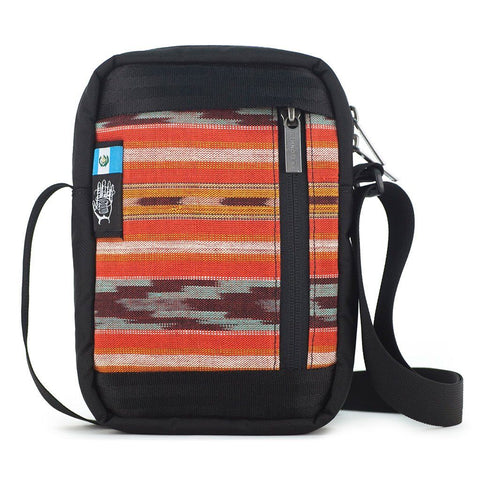 Ethnotek-chaalo-everyday-shoulder-bag-guatemala8-orange-vegan aktive-