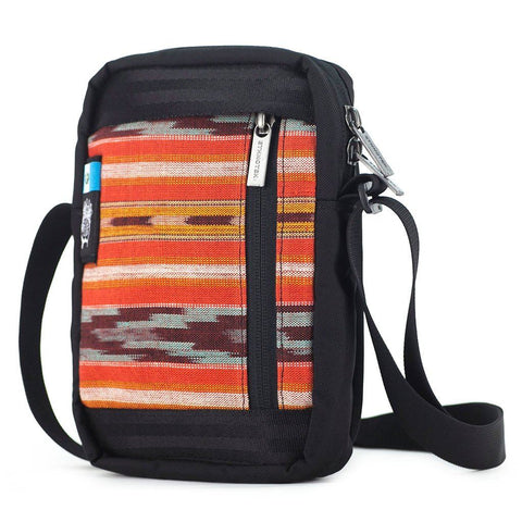 Ethnotek-chaalo-everyday-shoulder-bag-guatemala8-orange-waterproof