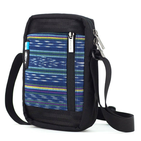 Ethnotek-chaalo-everyday-shoulder-bag-guatemala9-blue-waterproof