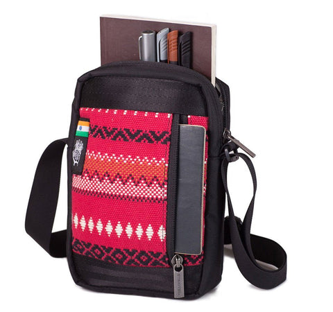 Ethnotek-chaalo-everyday-shoulder-bag-india11-red-fits-travel-documents