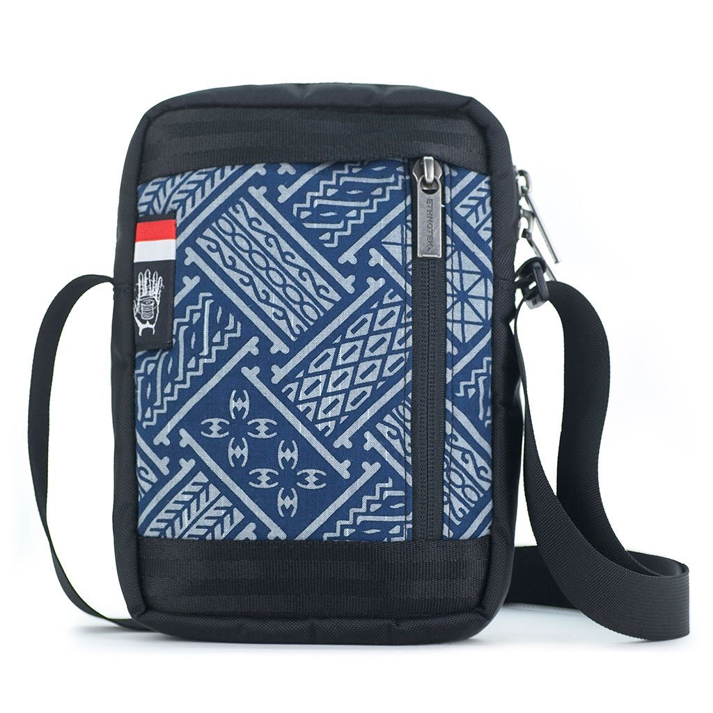 Ethnotek-chaalo-everyday-shoulder-bag-indonesia6-blue-pattern-vegan - indonesia-6 aktive-indonesia hover-indonesia