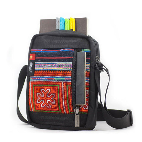 Ethnotek-chaalo-everyday-shoulder-bag-vietnam6-blue-and-orange-fits-travel-documents