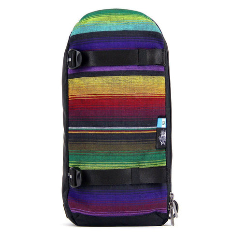 Ethnotek-jalan-cross-body-sling-bag-black-guatemala1-multicolor-waterproof - guatemala-1 aktive-guatemala