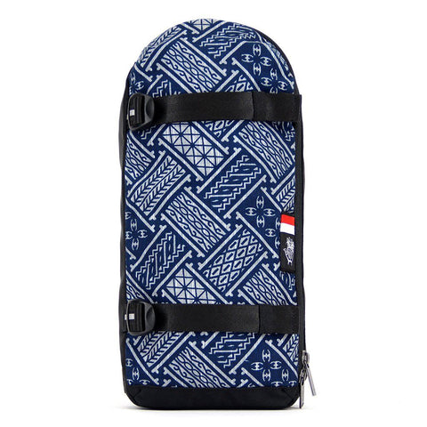 Ethnotek-jalan-cross-body-sling-bag-black-indonesia6-blue-pattern-waterproof aktive-indonesia hover-indonesia