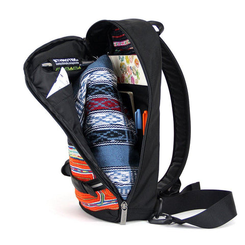 Ethnotek-jalan-cross-body-sling-bag-black-vietnam6-blue-and-orange-fits-passport-ipad-notebooks