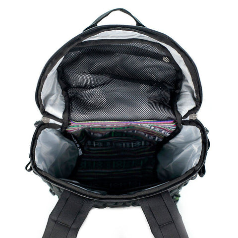 Ethnotek-premji-travel-daypack-black-waterproof-lining