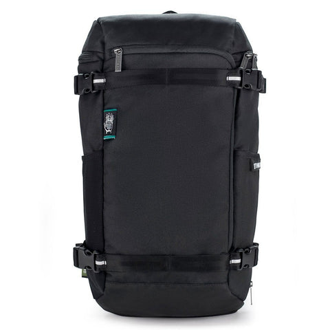 Ethnotek-premji-travel-daypack-black-waterproof