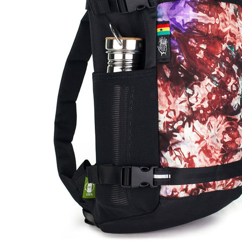 Ethnotek-premji-travel-daypack-ghana25-water-bottle-pocket