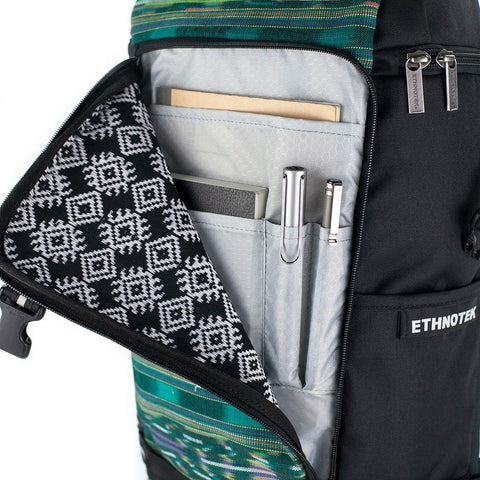 Ethnotek-premji-travel-daypack-guatemala4-teal-green-fits-ipad