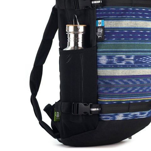 Ethnotek-premji-travel-daypack-guatemala9-water-bottle-pocket
