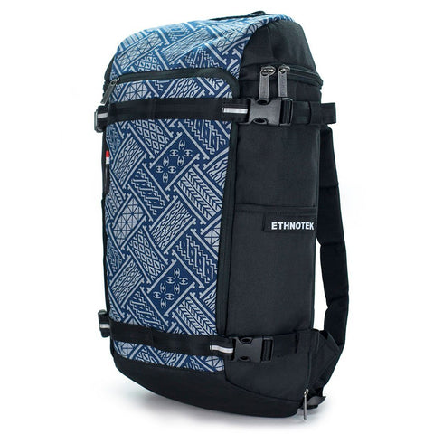 Ethnotek-premji-travel-daypack-indonesia6-blue-pattern-vegan