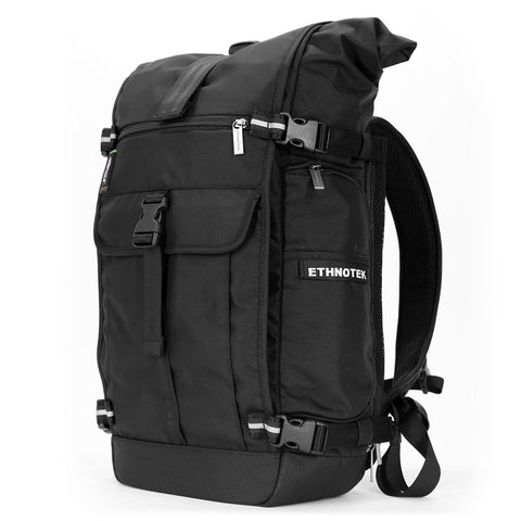 Ethnotek-raja-30-liter-backpack-black-waterproof