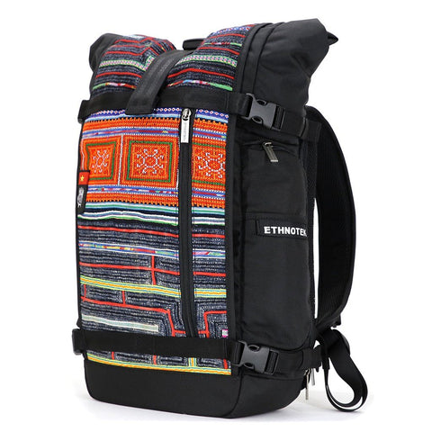 Ethnotek-raja-30-liter-backpack-vietnam6-blue-and-orange-blue-and-orange-waterproof