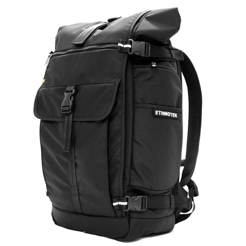 Ethnotek-raja-46-unique-travel-backpack-black-waterproof