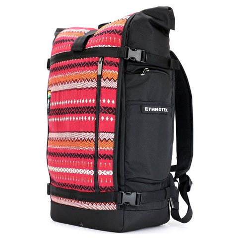 Ethnotek-raja-46-unique-travel-backpack-india11-red-red-waterproof
