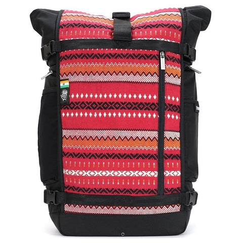 Ethnotek-raja-46-unique-travel-backpack-india11-red-red