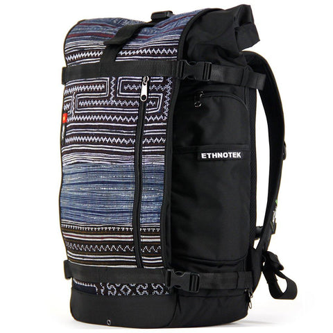 Ethnotek-raja-46-unique-travel-backpack-vietnam5-navy-blue-navy-blue-waterproof