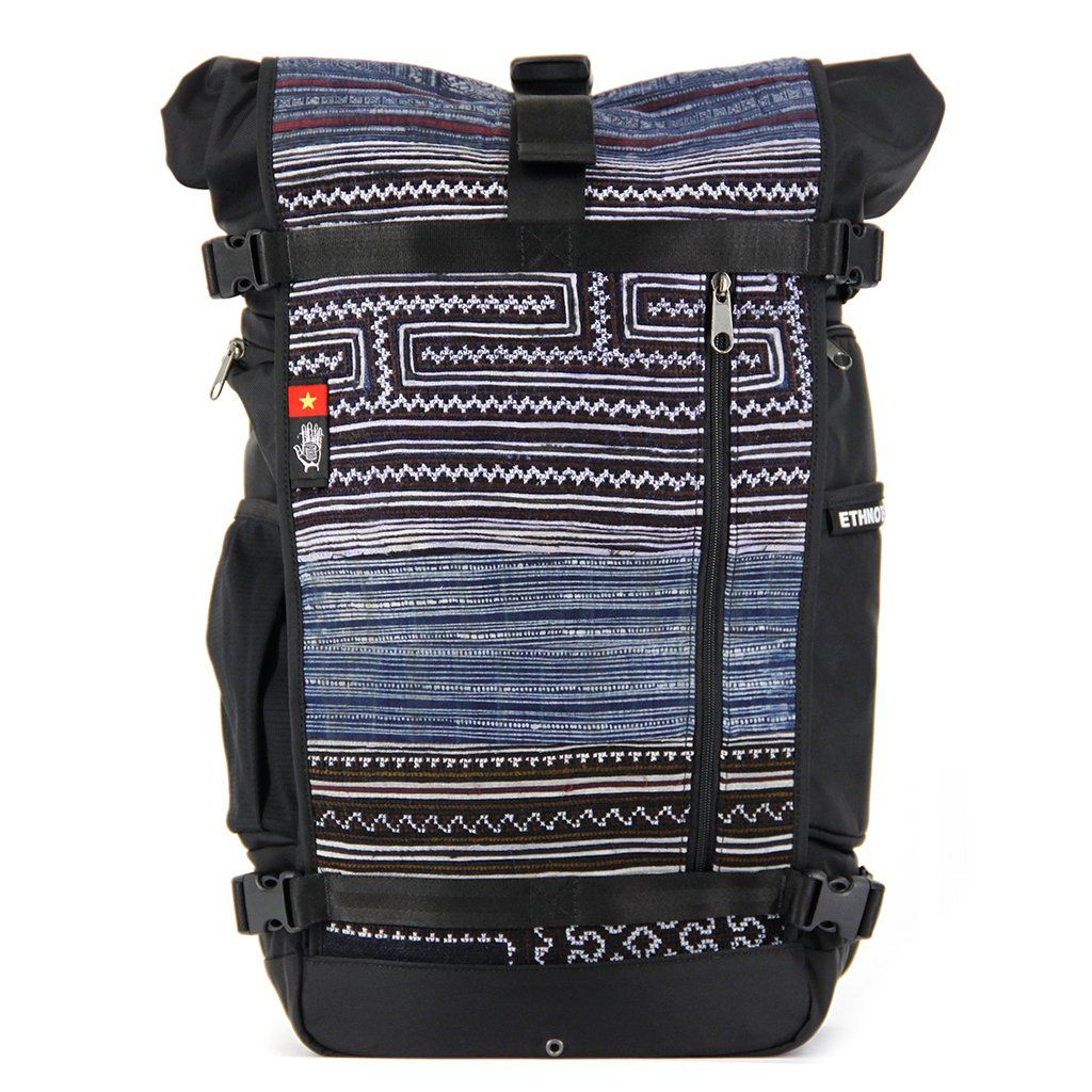 Ethnotek-raja-46-unique-travel-backpack-vietnam5-navy-blue-navy-blue - vietnam-5 aktive-vietnam