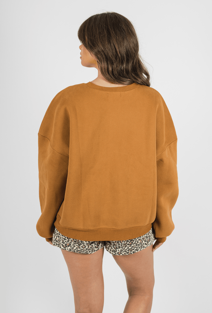 PHOENIX SWEATER Outerwear TOBY HEART GINGER