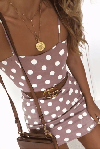 CANDY SHOP PLAYSUIT