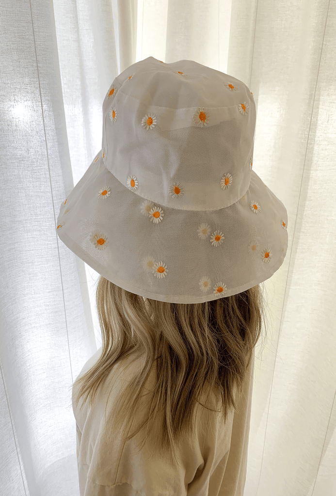 DAISY BUCKET HAT Accessories TOBY HEART GINGER
