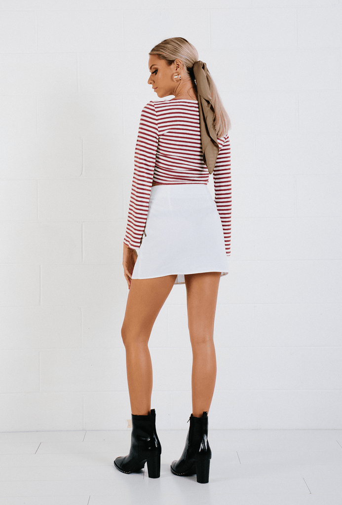 NOTION MINI SKIRT