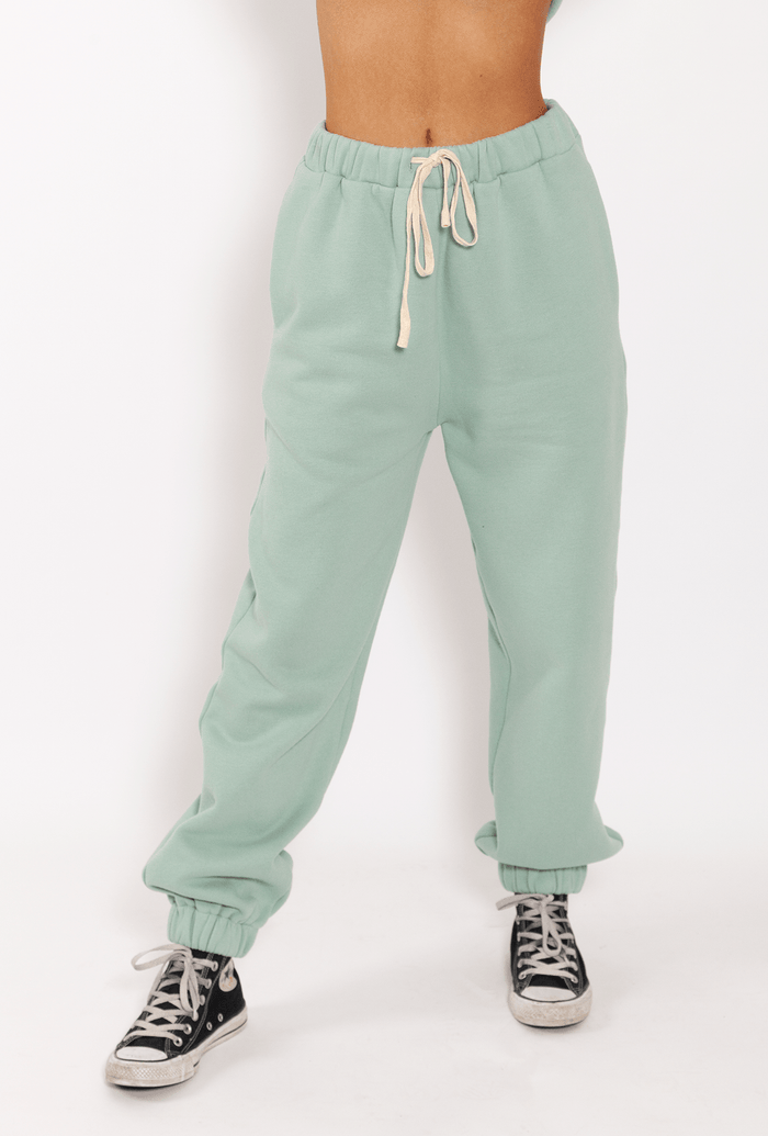 TOBY TRACKPANT // GREEN Pants TOBY HEART GINGER