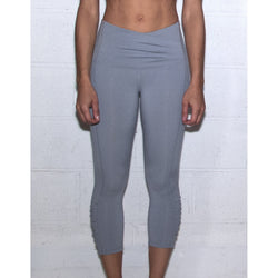 KARMA TAYLOR CROP II - ICE GREY