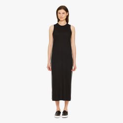ALEXIS MERA MAXI DRESS - BLACK