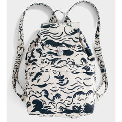 BAGGU BACKPACK - NATURAL CLOUD
