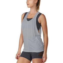 KARMA PEGGY TANK - ICE GREY
