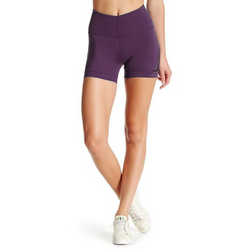 KARMA ERICA SPIN / HOT YOGA SHORT - FIG