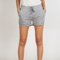Threads for thought Greta Dolphin Shorts Grey