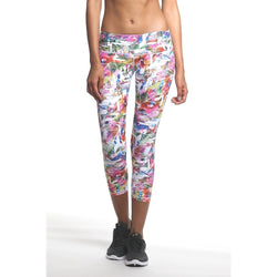 NOLI CROPPED PANTS - KALEIDOSCOPE